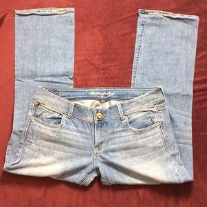 America Eagle Stretch Jeans 14 R